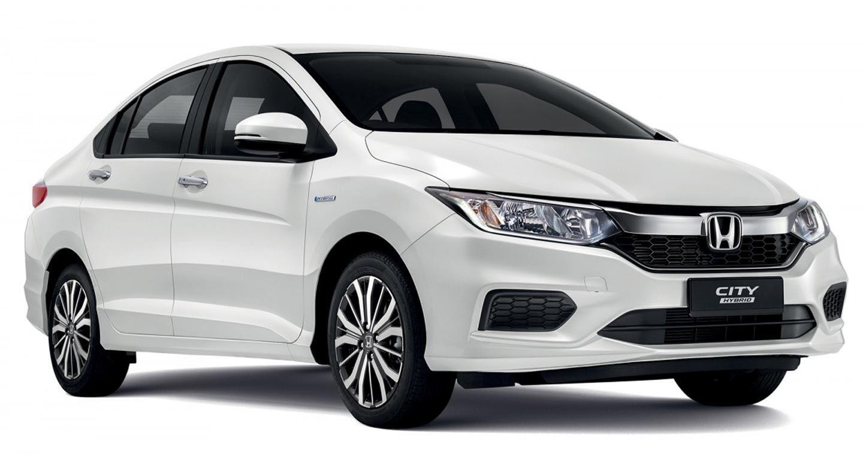 Cạnh tranh với Toyota Vios, Honda City thêm phiên bản Hybrid - Hình 1