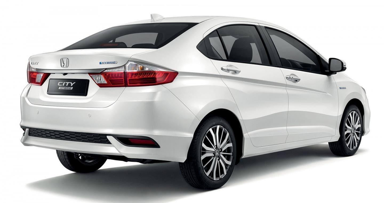 Cạnh tranh với Toyota Vios, Honda City thêm phiên bản Hybrid - Hình 2