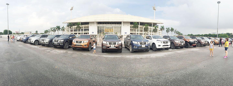 Câu lạc bộ Nissan Navara chào mừng sinh nhật lần thứ 2 - Hình 1