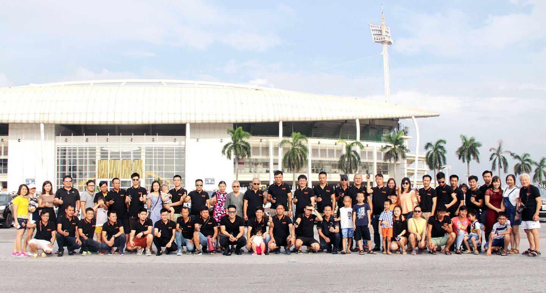 Câu lạc bộ Nissan Navara chào mừng sinh nhật lần thứ 2 - Hình 2