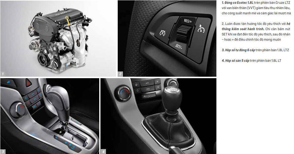 Ký hiệu LS, LT, LTZ là gì Ý nghĩa LS LT LTZ trong Chevrolet - Hinh 5
