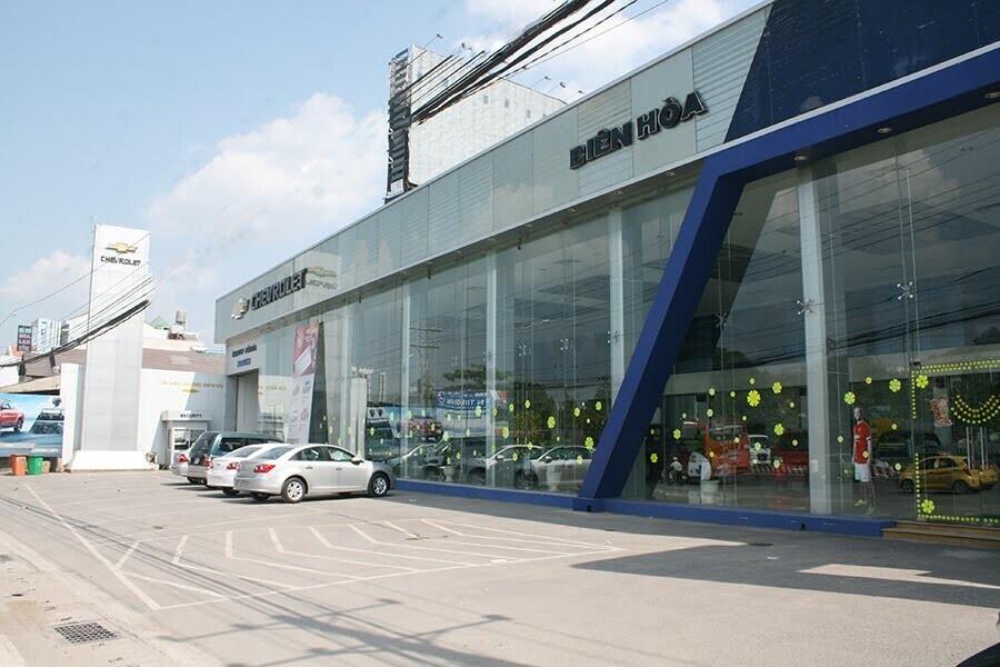 Chevrolet Biên Hòa.