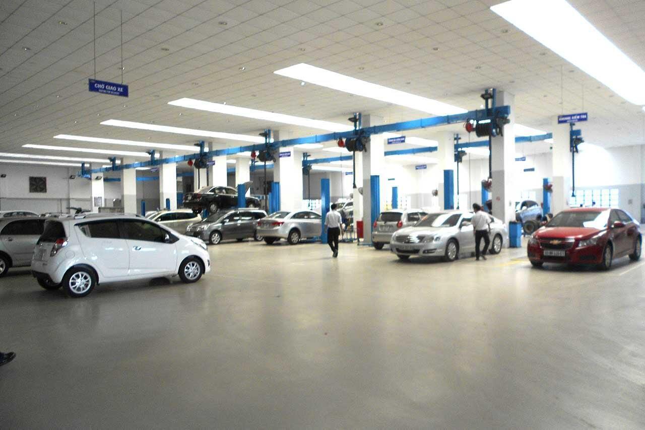 Chevrolet Biên Hòa luôn cam kết mang đến quý khách hàng những dịch vụ tốt.