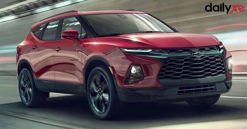 Tổng quan Chevrolet Blazer