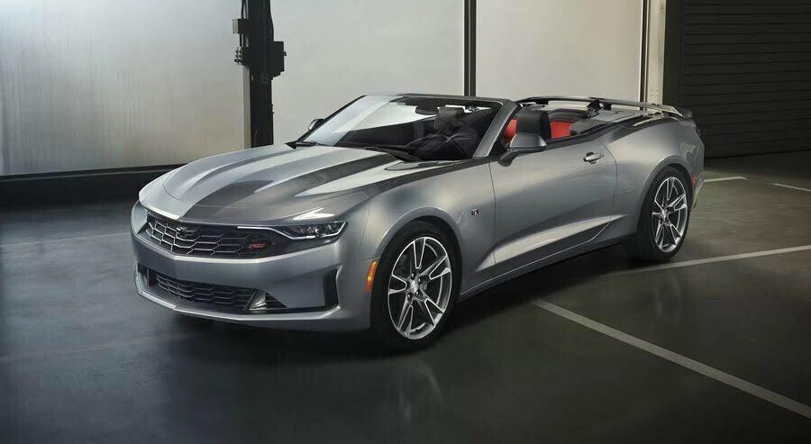 Chevrolet Camaro Giảm Gia Gần 70 Triệu Vnđ ở Phien Bản 2019 Mới