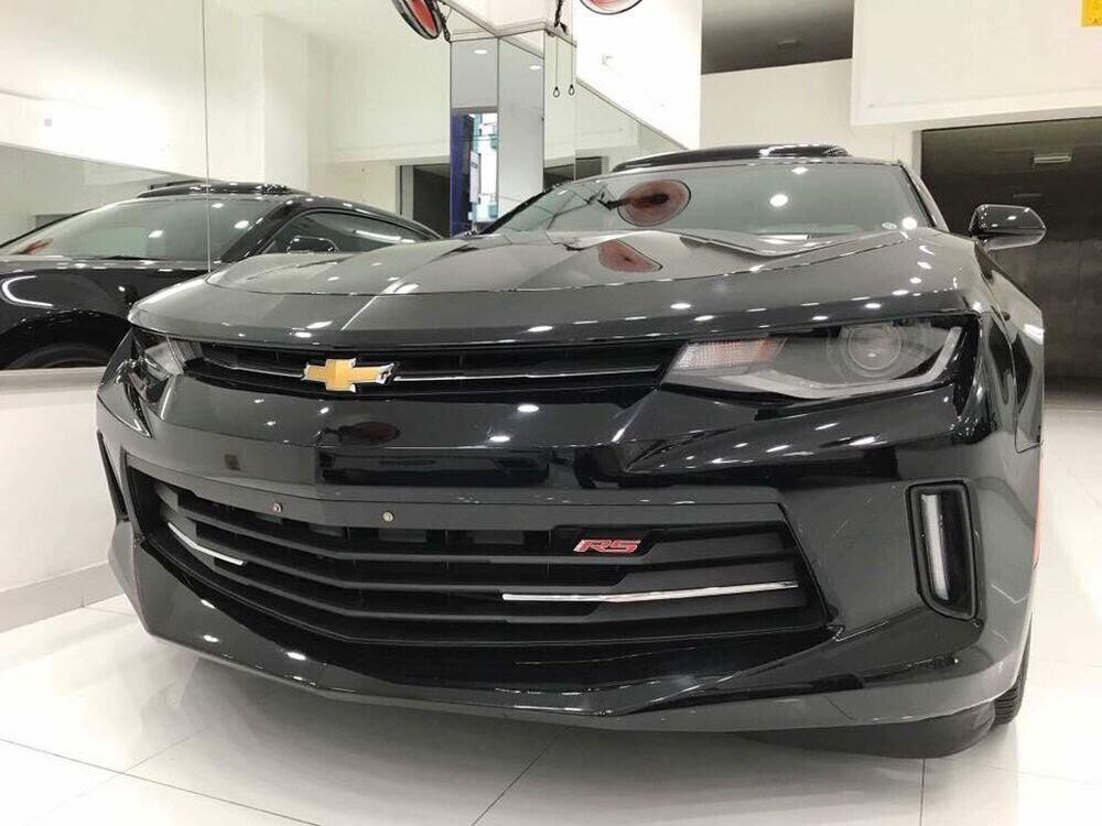 """Chevrolet Camaro RS 2017 hàng hiếm, """"đeo giày"""" Ruff mới về Việt Nam - Hình 9"""