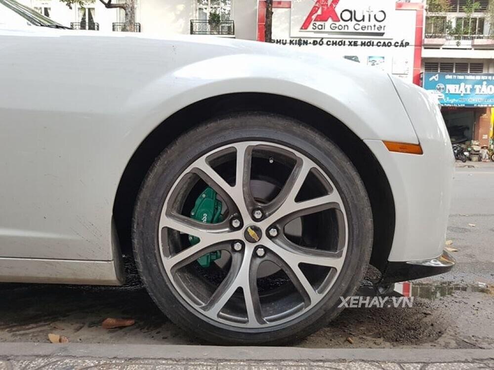 """Chevrolet Camaro RS """"tự tin"""" tỏa sáng khi xuất hiện trên đường phố Sài Gòn - Hình 10"""