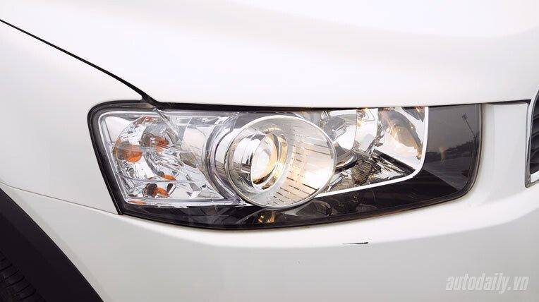 Chevrolet Captiva LTZ 2013 - Lấy lại danh tiếng - Hình 2