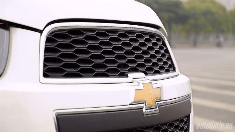 Chevrolet Captiva LTZ 2013 - Lấy lại danh tiếng - Hình 4