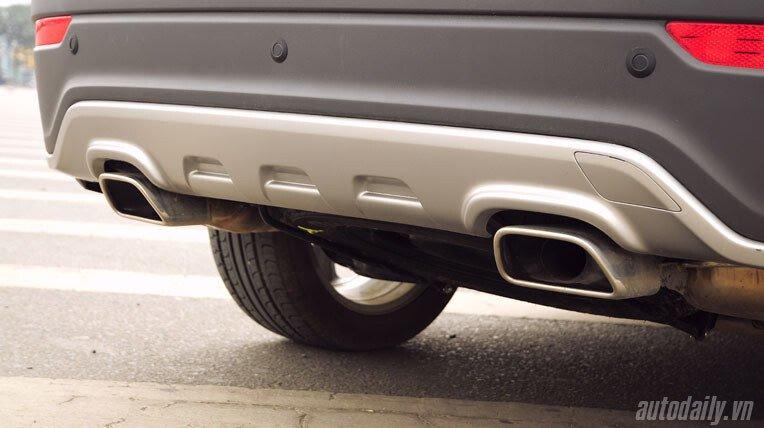 Chevrolet Captiva LTZ 2013 - Lấy lại danh tiếng - Hình 7