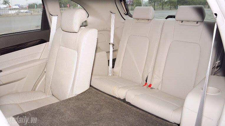 Chevrolet Captiva LTZ 2013 - Lấy lại danh tiếng - Hình 12