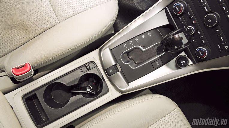 Chevrolet Captiva LTZ 2013 - Lấy lại danh tiếng - Hình 15
