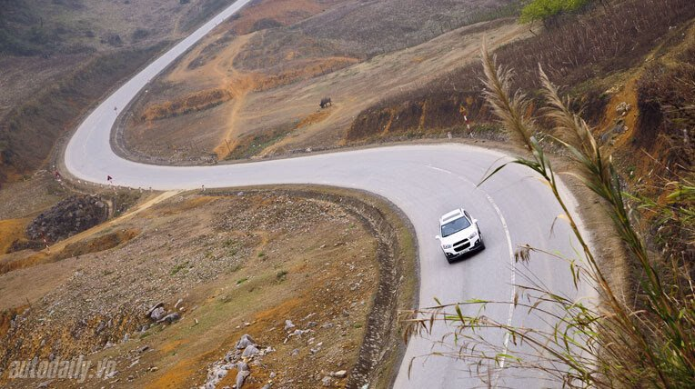 Chevrolet Captiva LTZ 2013 - Lấy lại danh tiếng - Hình 21