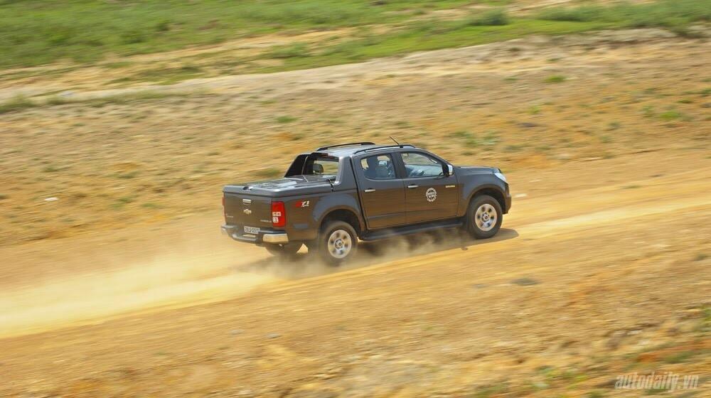 Chevrolet Colorado LTZ 2015: Xe bán tải đúng