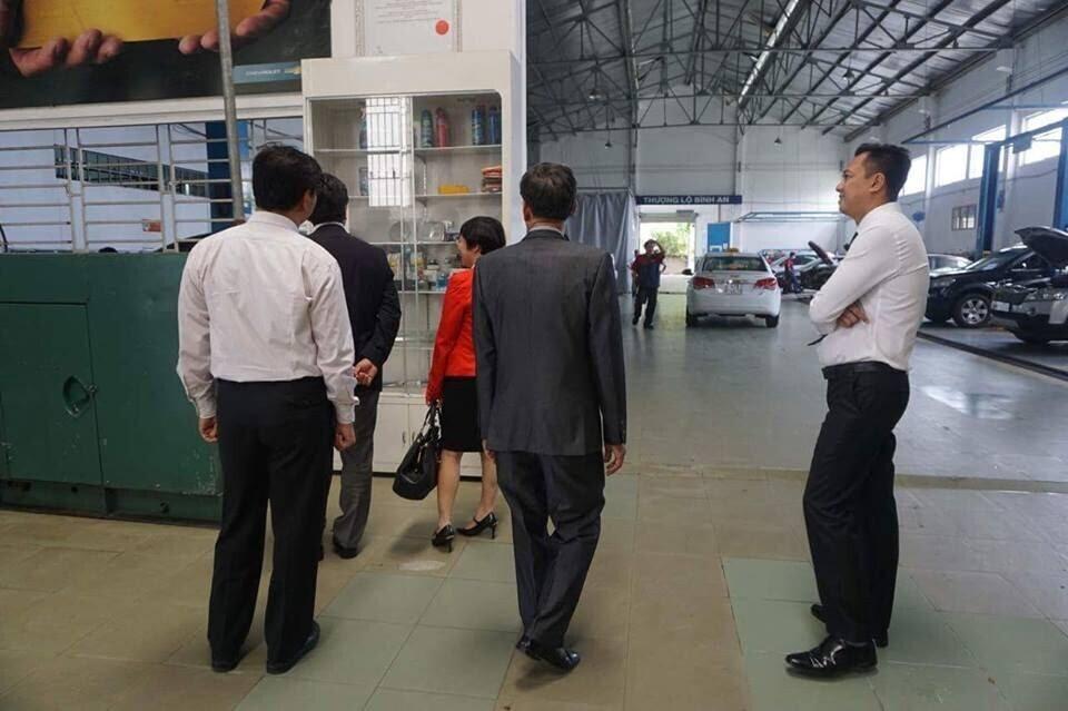 Chevrolet Công Thành tại Dak Lak là đại lý có kinh nghiệm hoạt động kinh doanh, bảo trì xe Chevrolet lâu năm nhất tại Việt Nam (từ năm 1996).