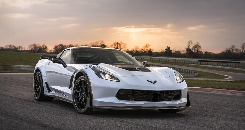 Chevrolet Corvette 2018 chính thức ra mắt, giá từ 56.490 USD - Hình 1