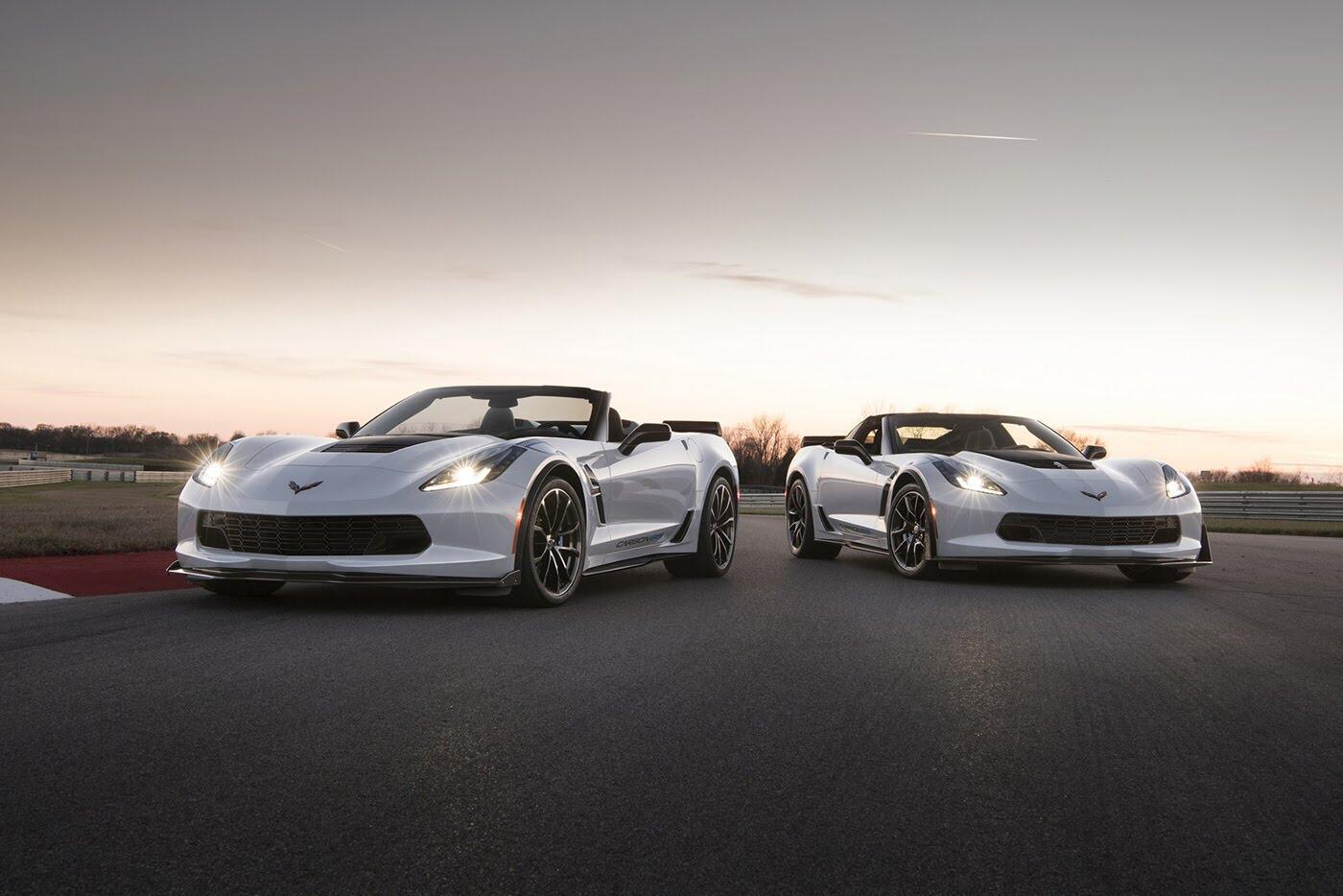 Chevrolet Corvette 2018 chính thức ra mắt, giá từ 56.490 USD - Hình 2