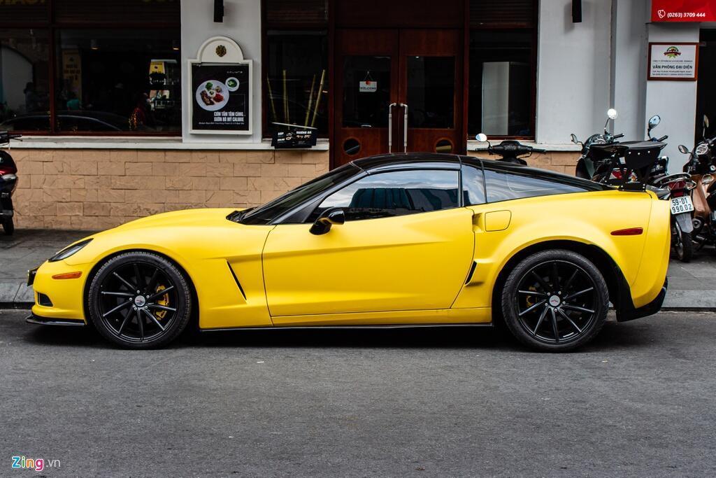 Chevrolet Corvette C6 hang hiem xuat hien tren duong pho TP.HCM hinh anh 3 Chevrolet_Corvette_C6_zing_13_.jpg