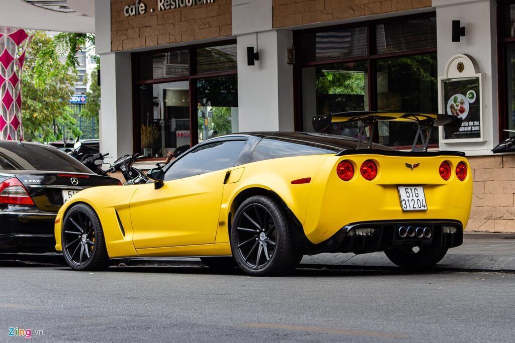 Chevrolet Corvette C6 hang hiem xuat hien tren duong pho TP.HCM hinh anh 8 Chevrolet_Corvette_C6_zing_12_.jpg