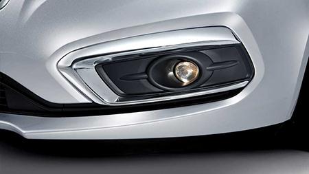 Đèn sương mù dạng thấu kính giúp lái xe an toàn hơn