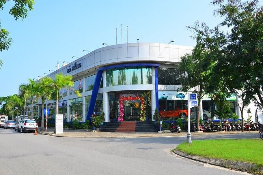 Đại lý Chevrolet Đà Nẵng.
