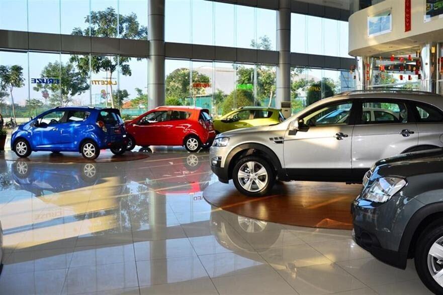 Chevrolet Đà Nẵng.