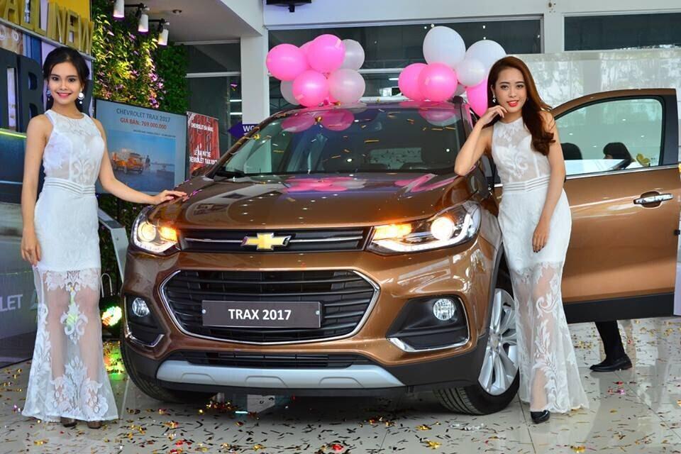 Xưởng dịch vụ của showroom Chevrolet.