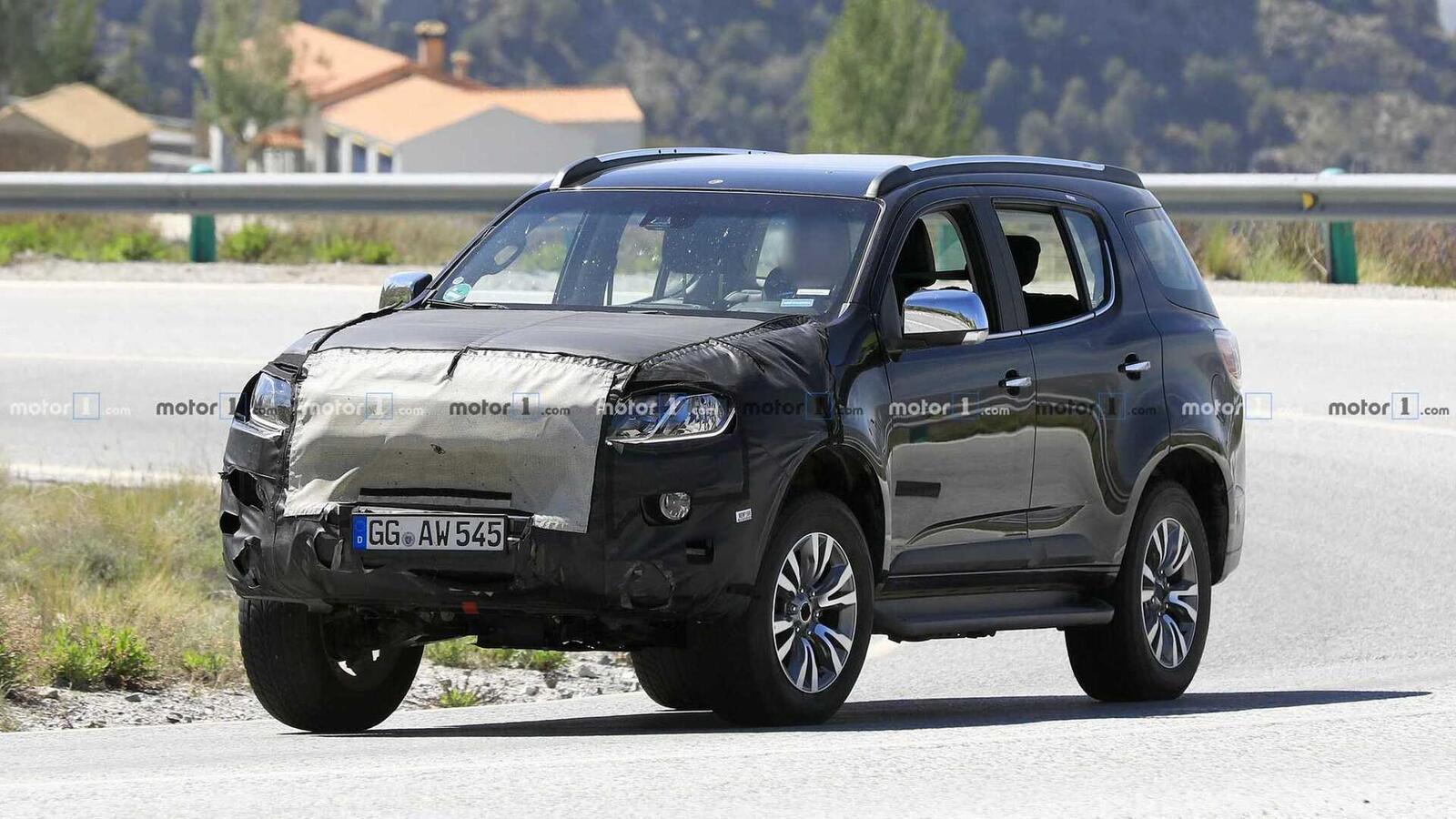 Chevrolet đang nâng cấp cho Trailblazer và có thể đưa về Mỹ trong tương lai gần - Hình 1