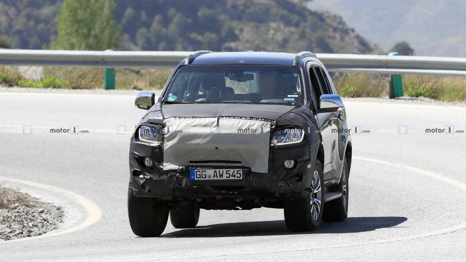 Chevrolet đang nâng cấp cho Trailblazer và có thể đưa về Mỹ trong tương lai gần - Hình 2