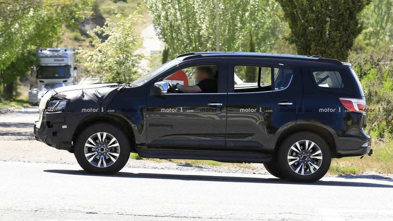 Chevrolet đang nâng cấp cho Trailblazer và có thể đưa về Mỹ trong tương lai gần - Hình 3