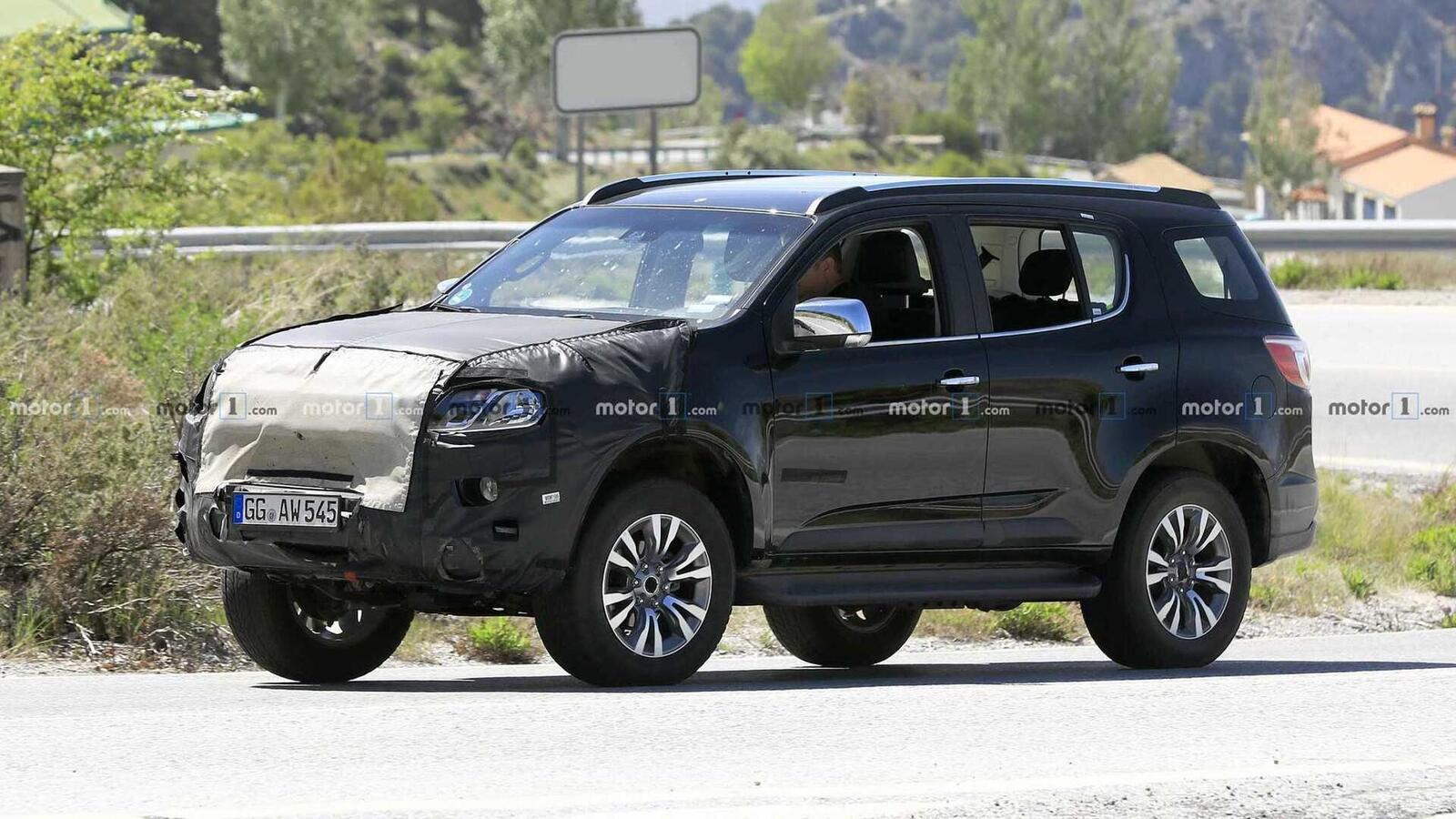 Chevrolet đang nâng cấp cho Trailblazer và có thể đưa về Mỹ trong tương lai gần - Hình 5
