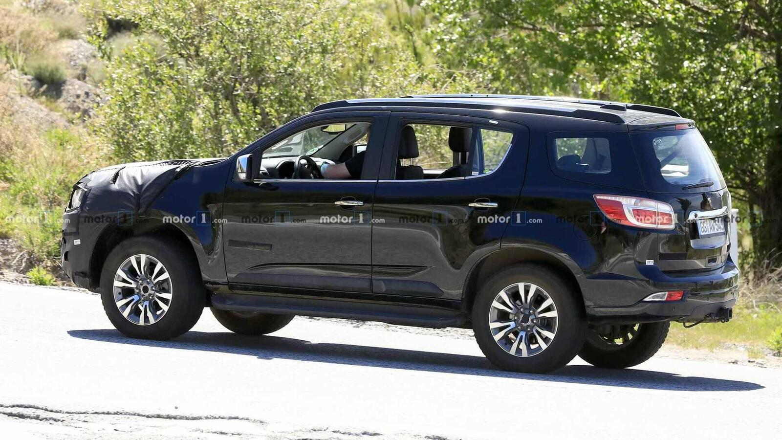 Chevrolet đang nâng cấp cho Trailblazer và có thể đưa về Mỹ trong tương lai gần - Hình 6