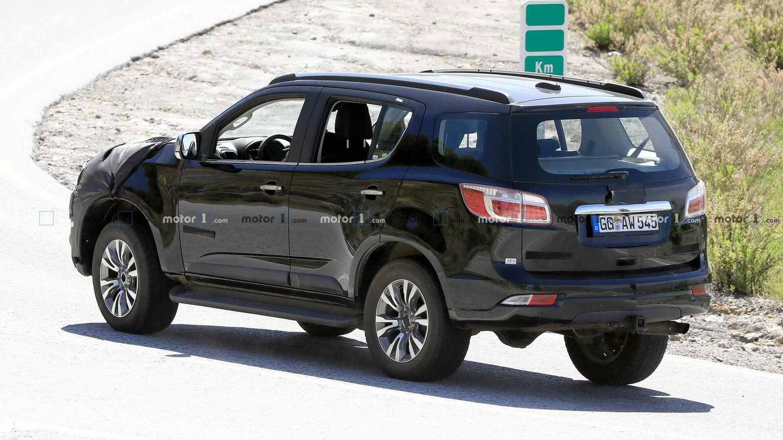 Chevrolet đang nâng cấp cho Trailblazer và có thể đưa về Mỹ trong tương lai gần - Hình 7