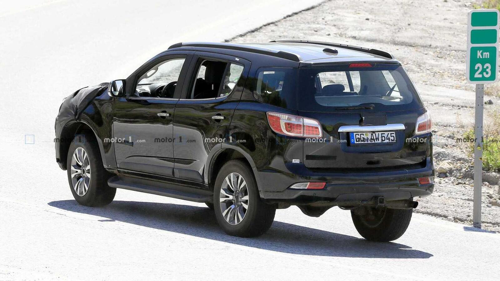 Chevrolet đang nâng cấp cho Trailblazer và có thể đưa về Mỹ trong tương lai gần - Hình 8