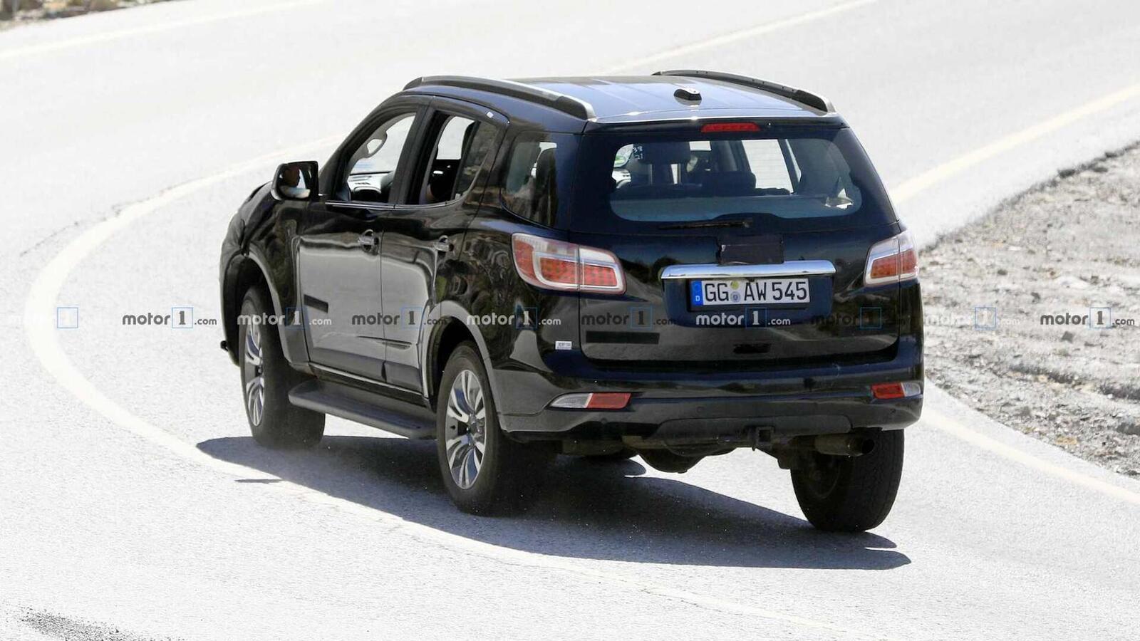 Chevrolet đang nâng cấp cho Trailblazer và có thể đưa về Mỹ trong tương lai gần - Hình 9