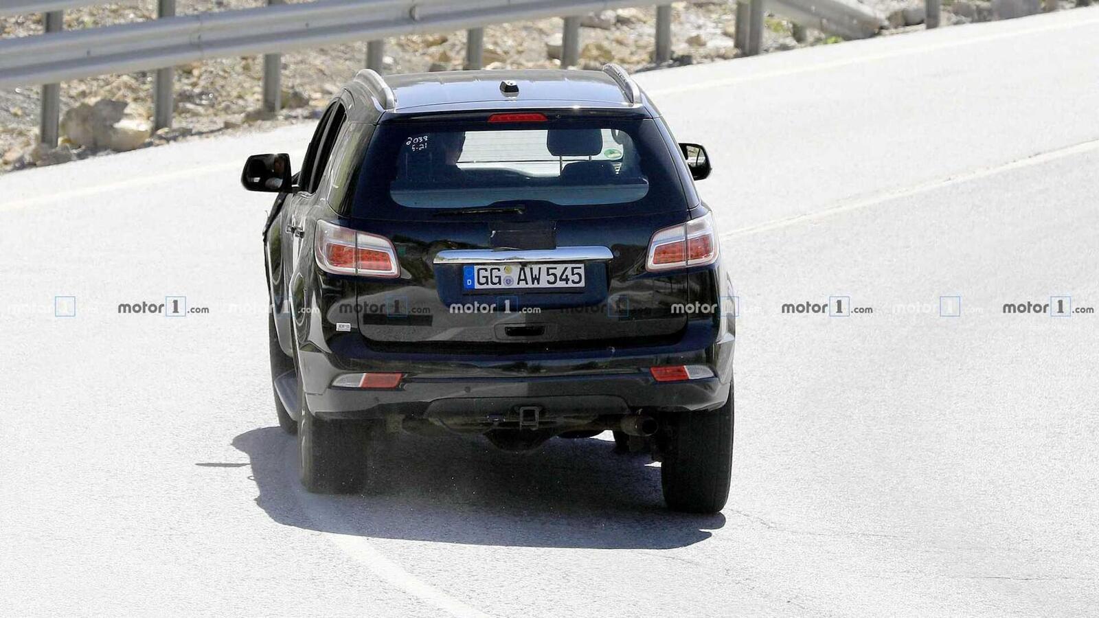 Chevrolet đang nâng cấp cho Trailblazer và có thể đưa về Mỹ trong tương lai gần - Hình 10