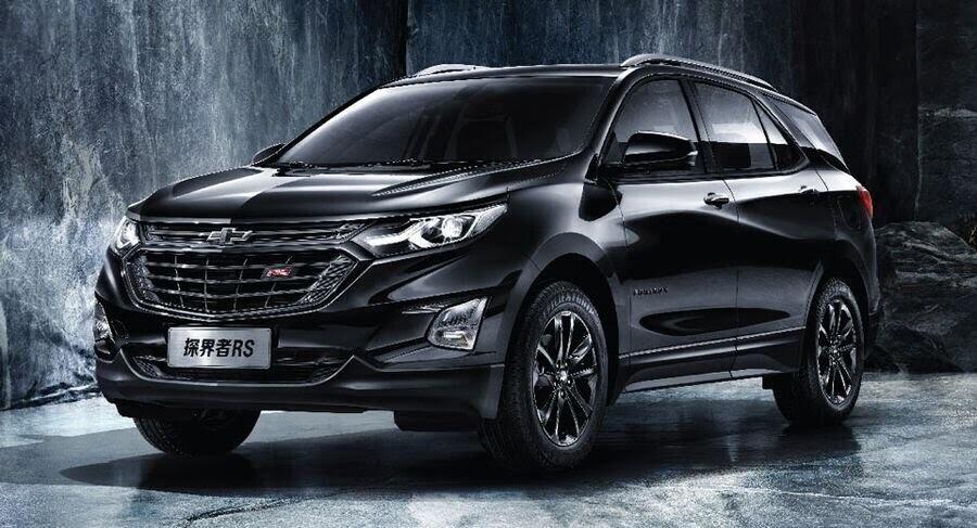 Chevrolet Equinox RS mới được bán ra tại Trung Quốc với giá từ 753 triệu VNĐ - Hình 2