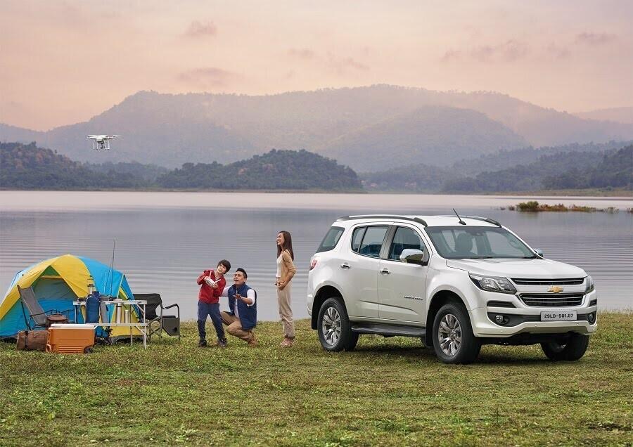 Chevrolet giới thiệu chương trình khuyến mại dịch vụ mùa hè - Hình 1