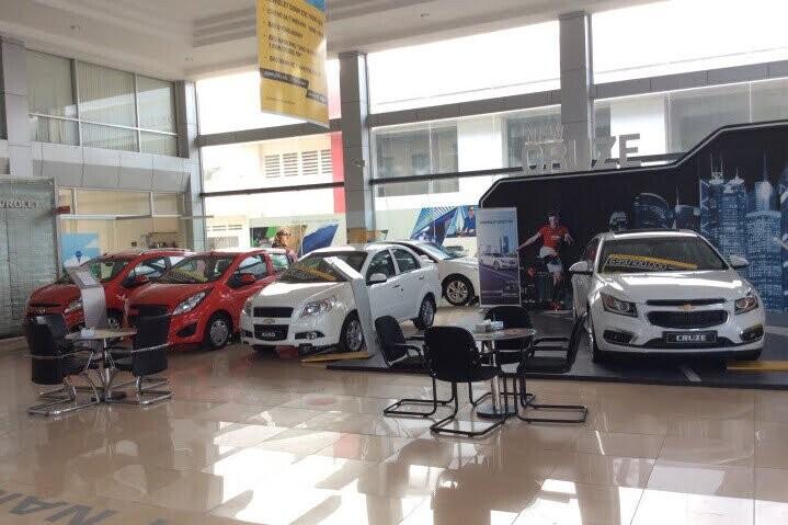 Đại lý Chevrolet Nam Hải sở hữu đội ngũ kỹ sư, kỹ thuật viên và nhân viên tư vấn bán hàng lành nghề và đầy trách nhiệm.