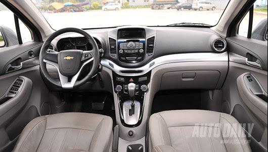 """Chevrolet Orlando - """"Anh hùng"""" chưa gặp vận - Hình 9"""
