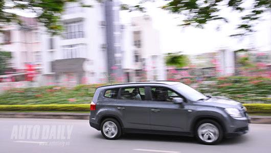 """Chevrolet Orlando - """"Anh hùng"""" chưa gặp vận - Hình 24"""