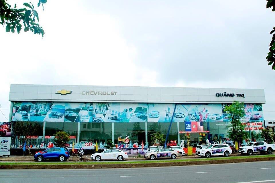 Chevrolet Quảng Trị.
