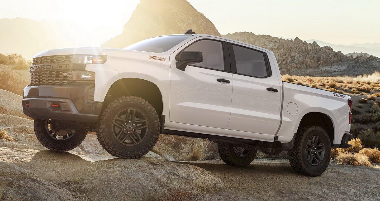 Chevrolet Silverado 2019 chính thức lộ diện - Hình 1