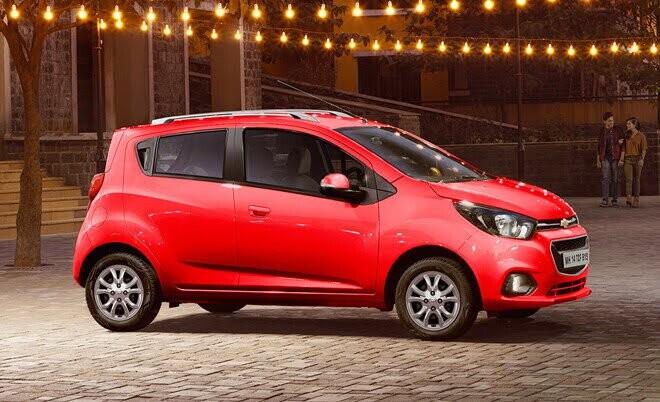 Chevrolet Spark 2018 có giá từ 299 triệu đồng tại Việt Nam - Hình 1
