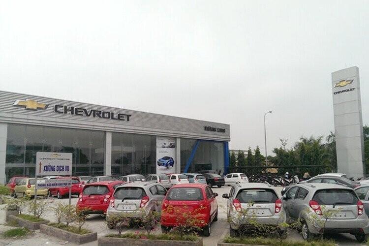 GM Thăng Long hiện nay vươn lên trở thành Đại lý số 1 của Chevrolet Việt Nam.