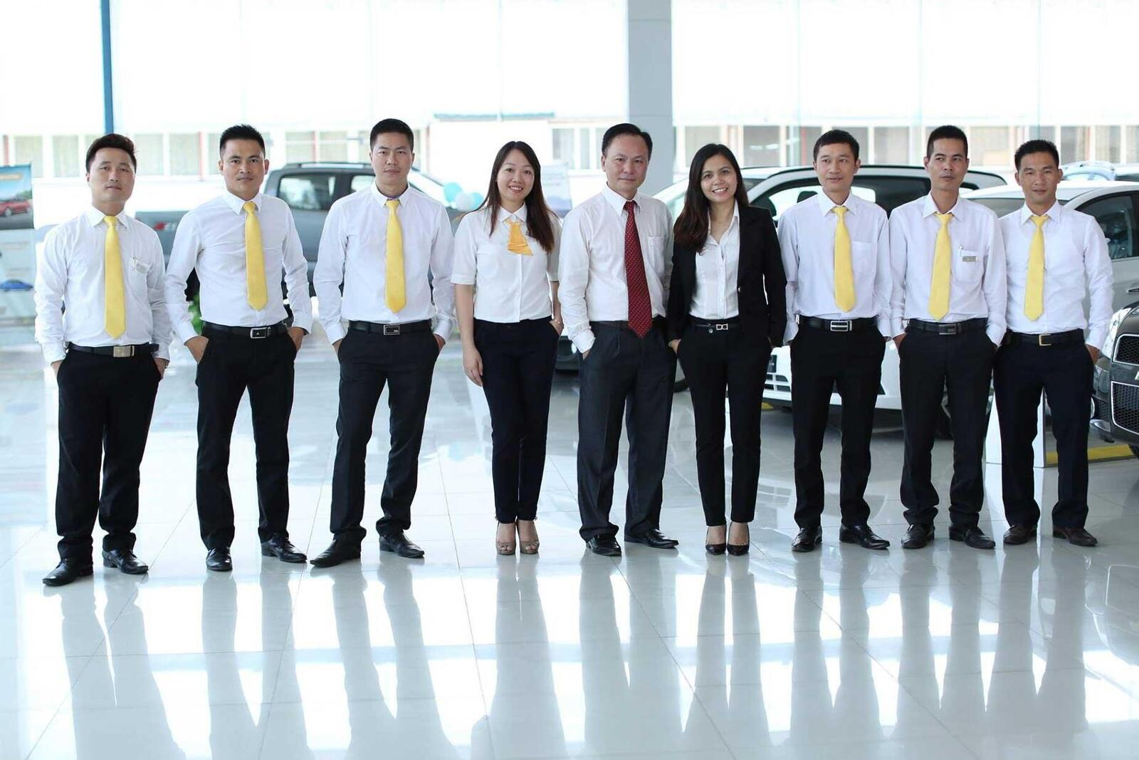 Đại lý Chevrolet Thăng Long sở hữu đội ngũ các kỹ sư, kỹ thuật viên lành nghề và đầy trách nhiệm.