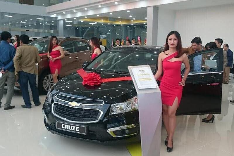 Đại lý Chevrolet Thanh Hóa.