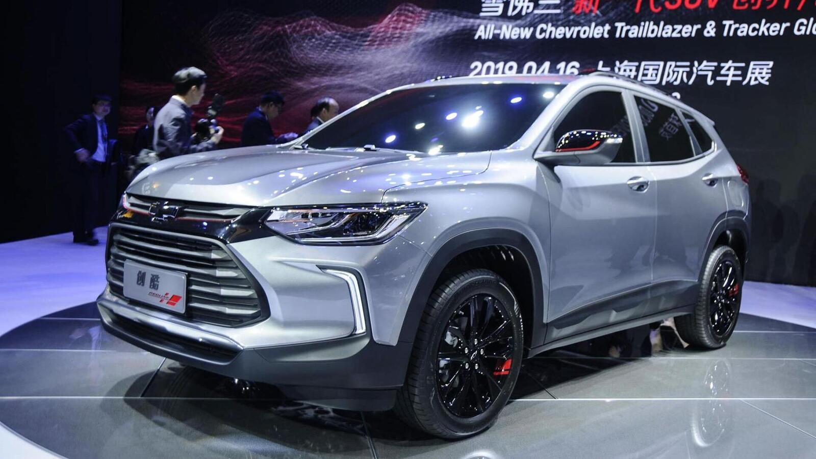 Chevrolet Tracker có giá từ 337 triệu đồng tại Trung Quốc; máy 1.0 và 1.3 tăng áp - Hình 1