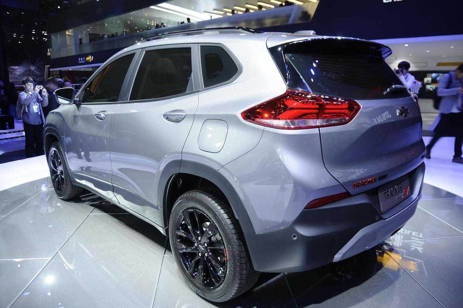 Chevrolet Tracker có giá từ 337 triệu đồng tại Trung Quốc; máy 1.0 và 1.3 tăng áp - Hình 10