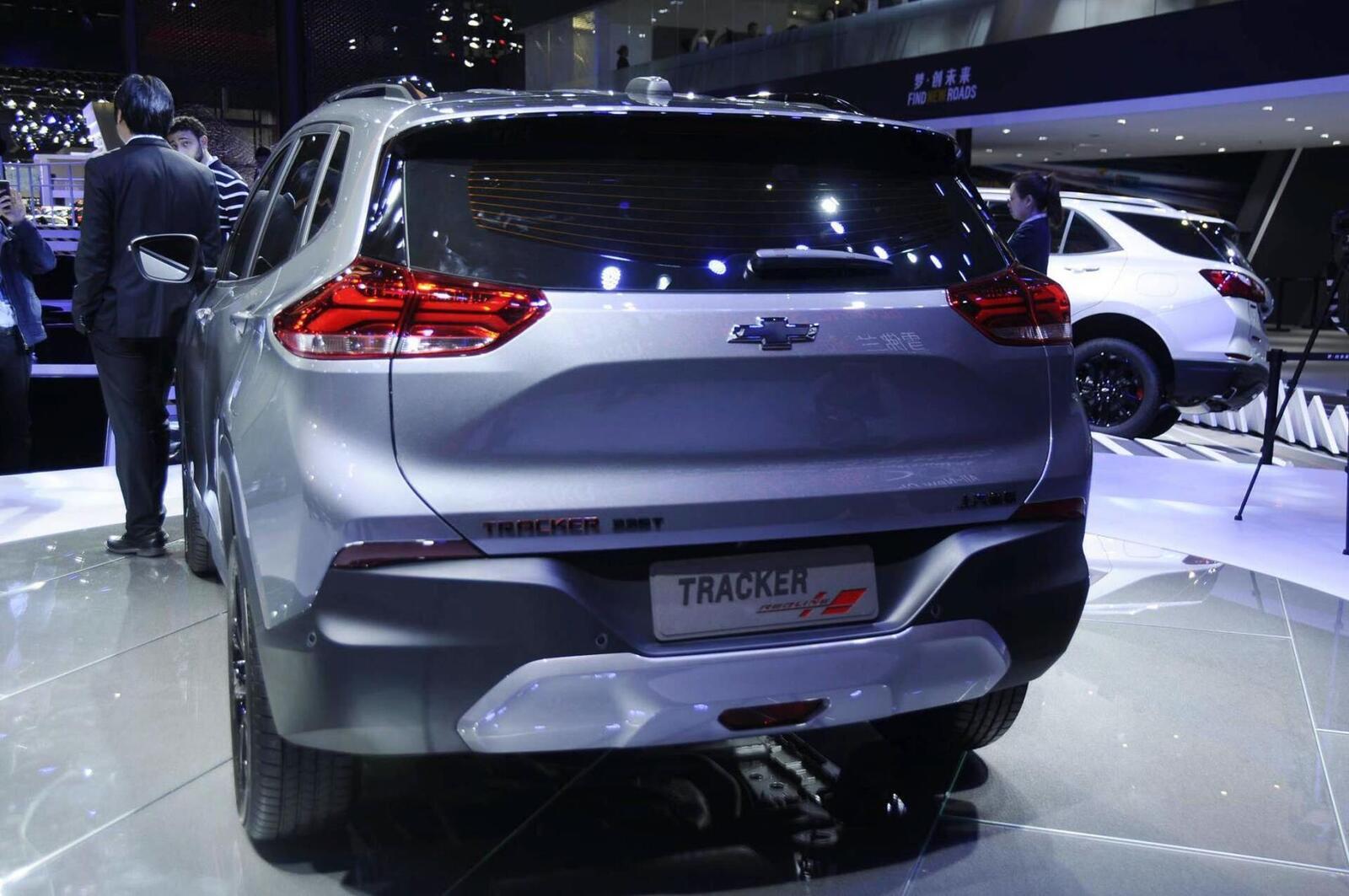 Chevrolet Tracker có giá từ 337 triệu đồng tại Trung Quốc; máy 1.0 và 1.3 tăng áp - Hình 11